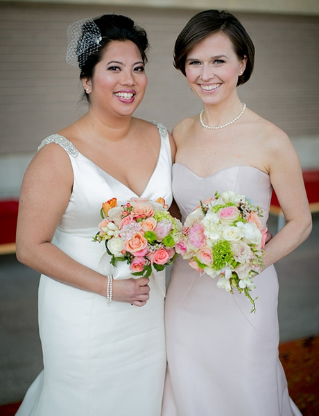 Love is Love Hair and Makeup for Weddings in DC