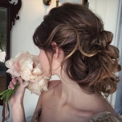 Dreamy Hairstyle for Weddings in Washington DC