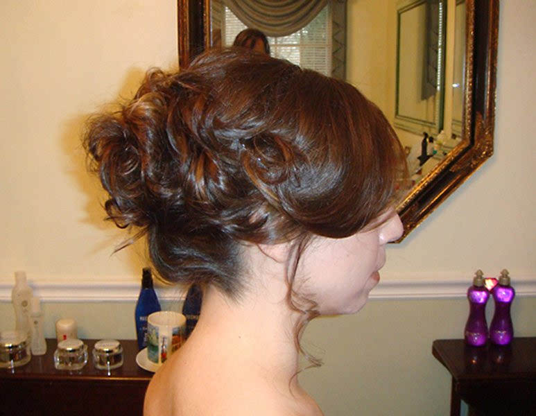 Renascence Bridal UpDo