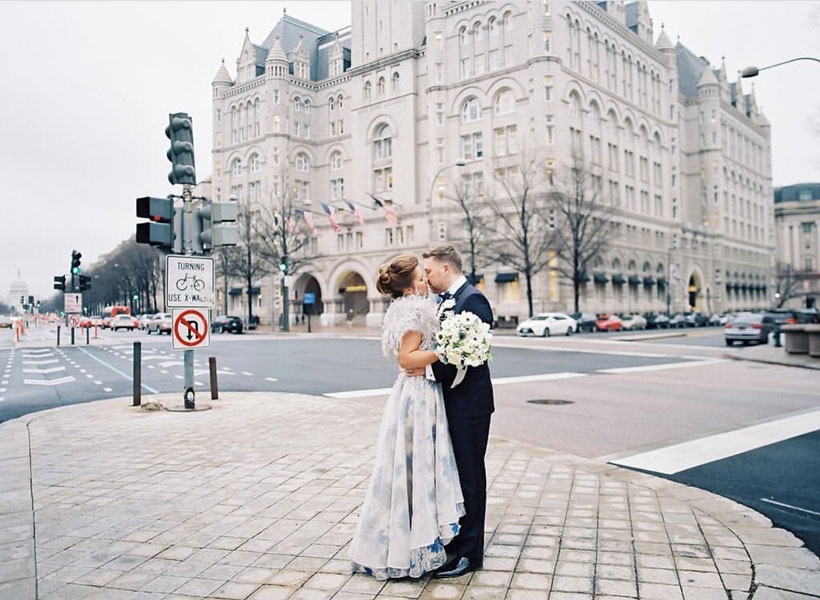 Best Hair and Makeup For Washington DC Wedding