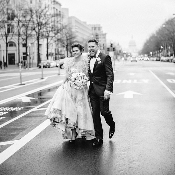Real Washington DC Weddings