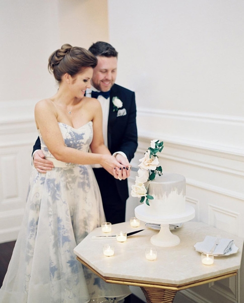 Washington DC Keltie's Luxury Wedding