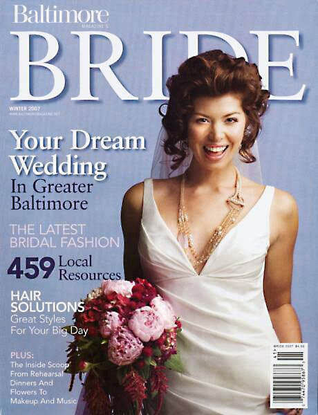 Baltimore Bride Fall 2007