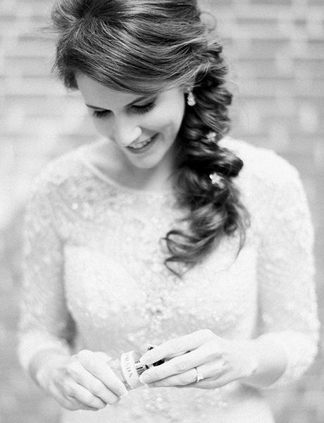 Taylor's Bridal Wedding Braid