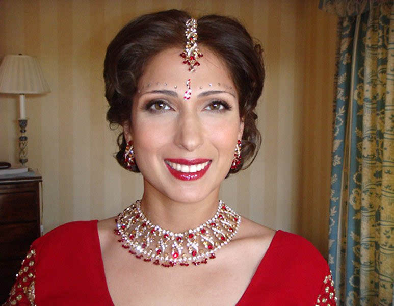 Indian Weddings Makeup