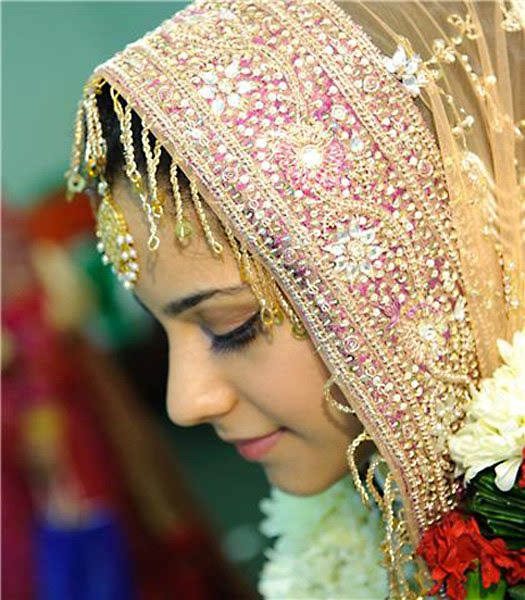 Bridal Makeup for Indian Bride
