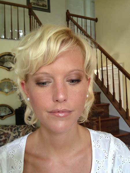 Glowing Bridal Makeup for Weddings