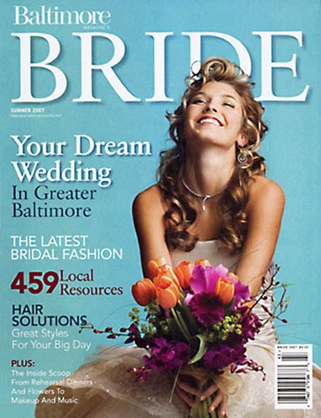 Baltimore Bride Spring 2007