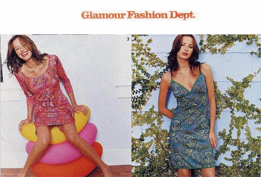Glamour Paisley 03