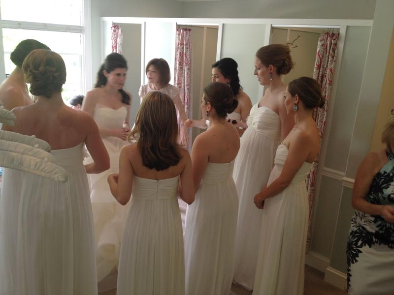 Wedding Hair and Makeup in Washington DC