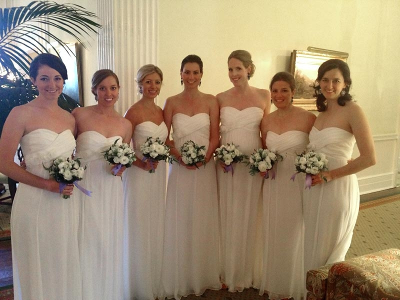 Bridesmaids Hair and Makeup Artists