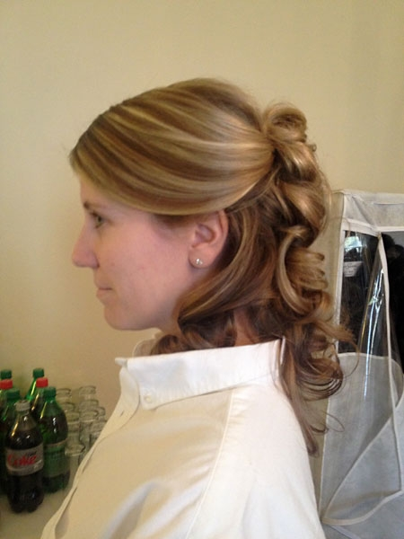 Wedding Hair and Makeup in Baltimore
