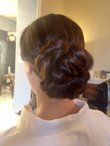 Wedding Hair and Makeup for Baltimore Wedding