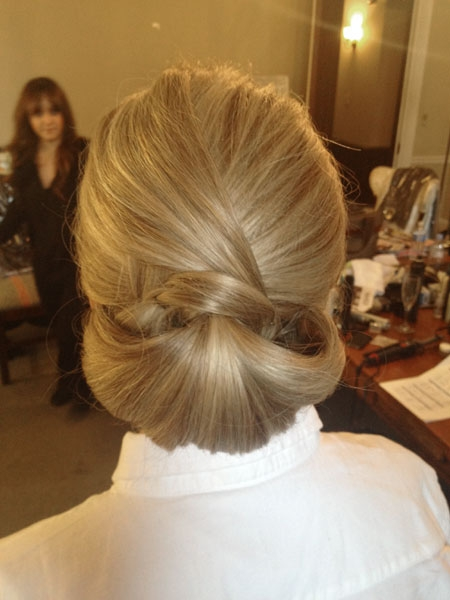 Baltimore Wedding Updo
