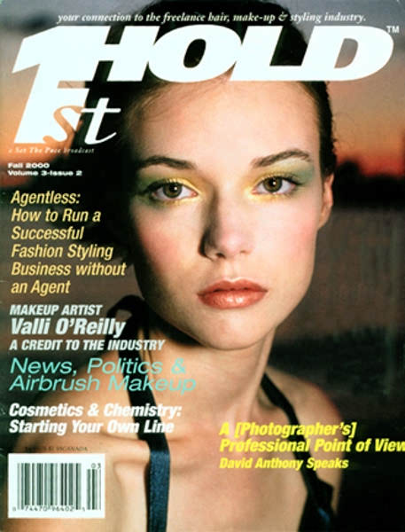 1st Hold Magazine