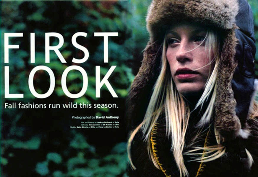 First Look to Fall 01