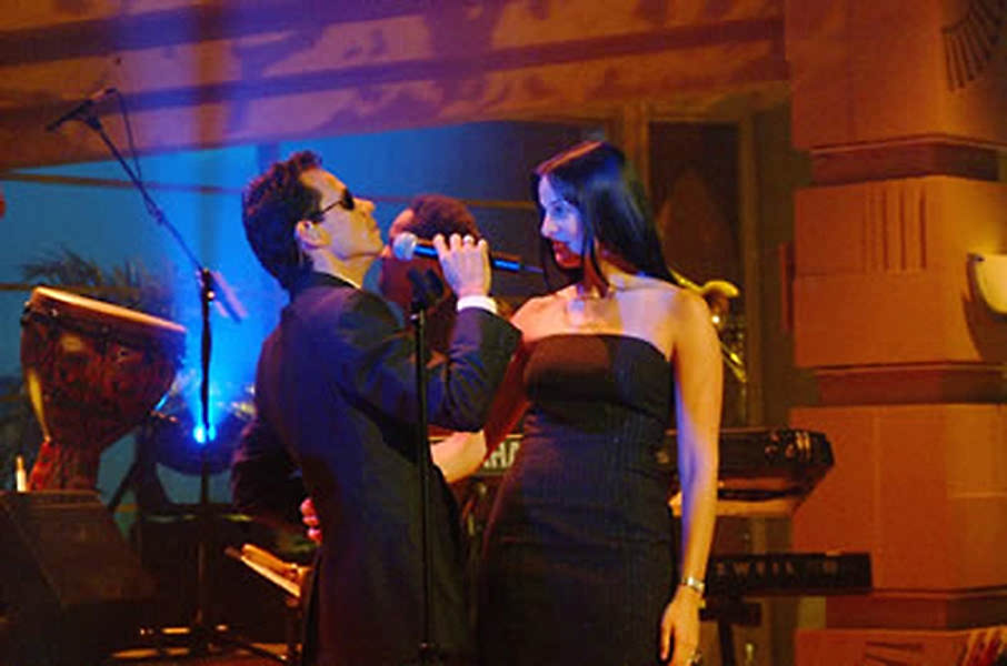 Marc Anthony & Dayanara Torres