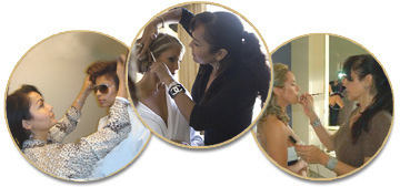 Hair Stylists and Makeup Artists Training Classes in