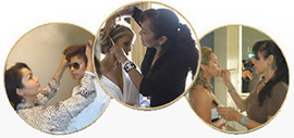 Hair Styling Classes - Makeup Artist Classes in DC - MD - VA.