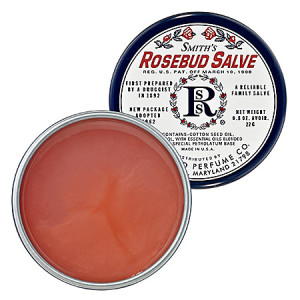 Rosebud Salve Lip Balm