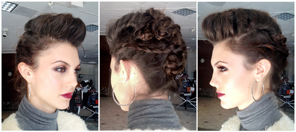 Wedding Hair Styles Beauty Trend Shows in Washington DC Baltimore