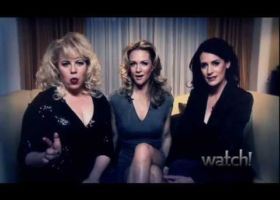 Behind the Photo Shoot: Ladies of Criminal Minds for Watch! Magazine